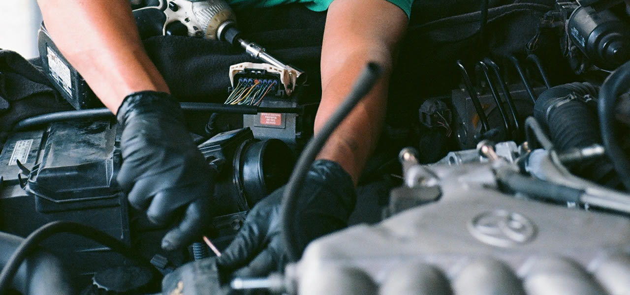 Vehicle Air Conditioning Service Repair in North London