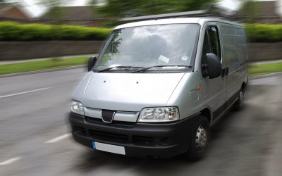 How to Protect your Van from Theft